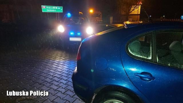 Trzech kierowców straciło prawo jazdy w Krośnie Odrzańskim.