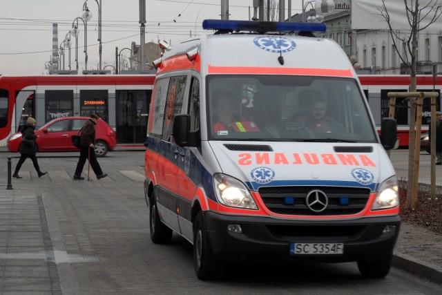Pogotowie w Częstochowie miało problem z paliwem. Chwilowy, jak twierdzi dyrekcja.