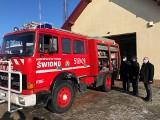 Ochotnicza Straż Pożarna w Świdnie w gminie Krasocin zostanie włączona do Krajowego Systemu Ratowniczo-Gaśniczego. Zobaczcie zdjęcia