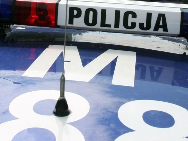 Policja zatrzymała mężczyznę w jego domu
