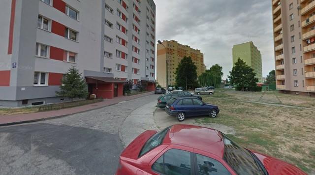 Przy ulicy Limanowskiego 80 w Radomiu zostanie wybudowana droga dojazdowa wraz z miejscami postojowymi.