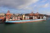 Maersk znowu regularnie zawija do terminalu BCT w porcie w Gdyni