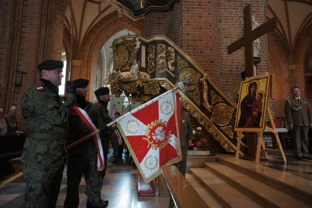 Msza św. z okazji 95-lecia Związku Oficerów Rezerwy Rzeczypospolitej Polskiej