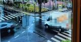 Piesi i kierowcy w oku policyjnej kamery w rejonie bydgoskich szkół [wideo]