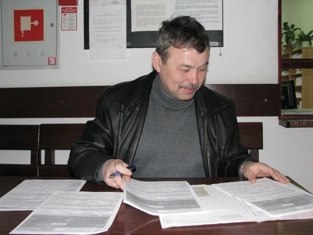 - Ta akcja to doskonały pomysł - mówi Sławomir Szmytkowski z Lipnicy, który skorzystał z dnia otwartego w Urzędzie Skarbowym