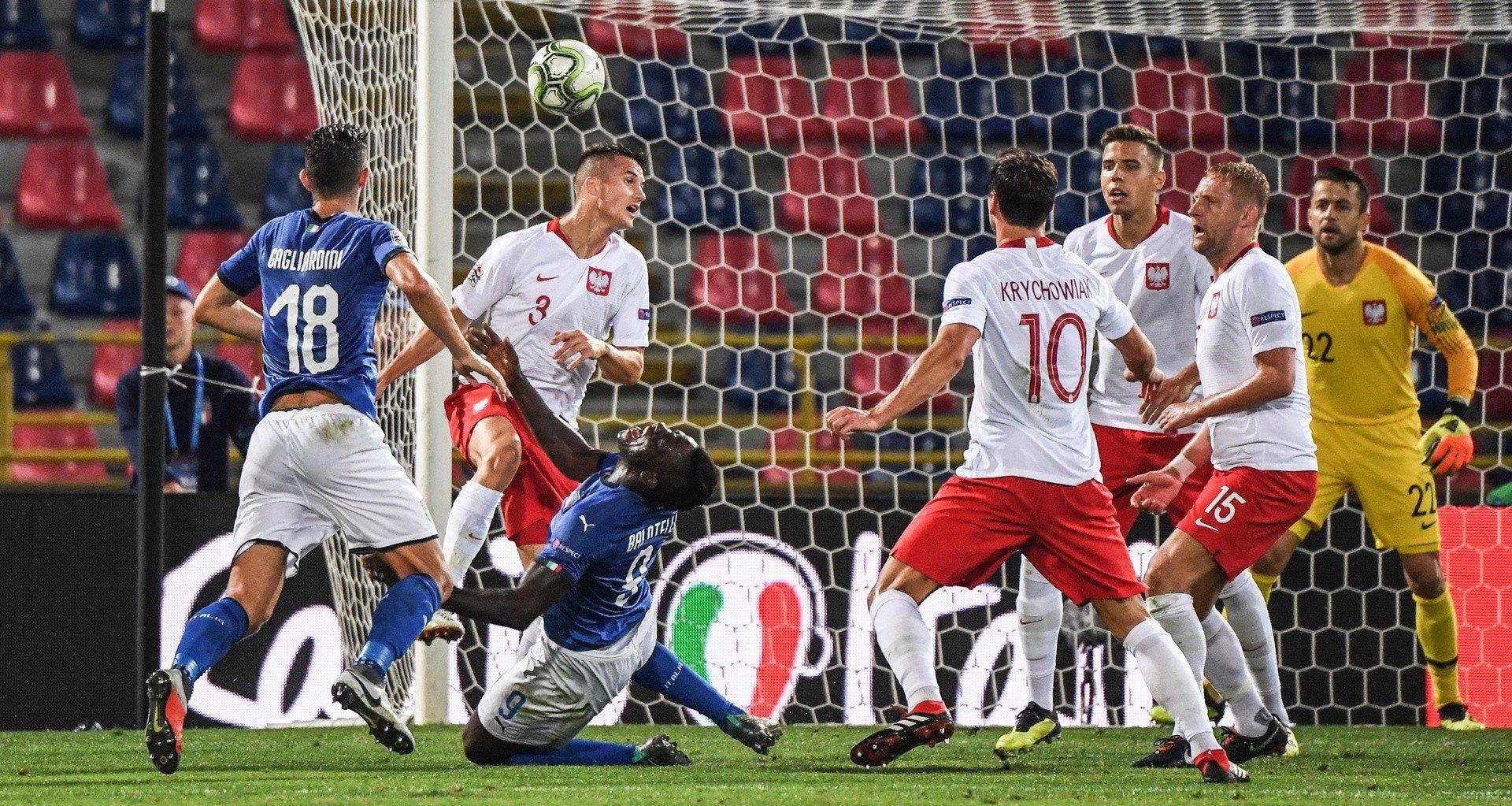 7512ba4b4 Ponad miesiąc temu mecz Włochy - Polska zakończył się remisem 1:1. Jak  będzie