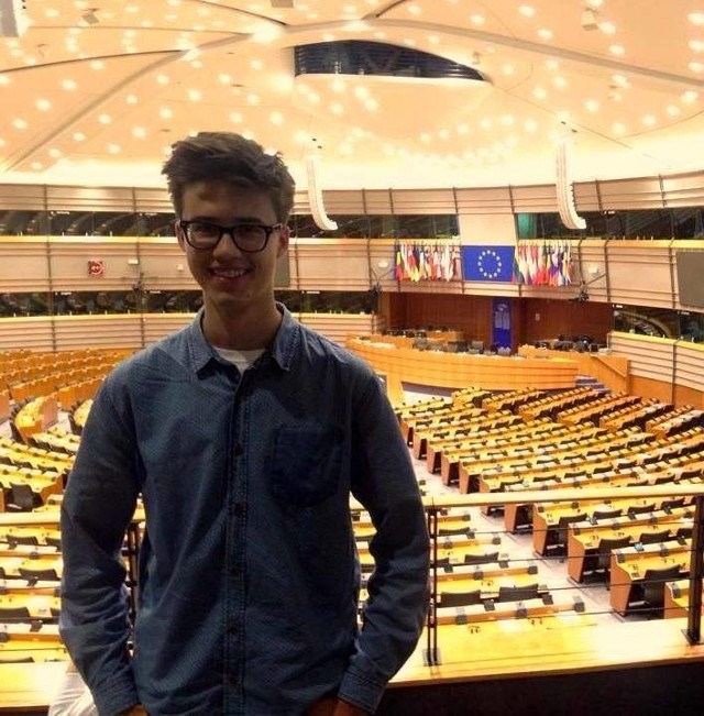 Filip Górskie chce, by także młodzi ludzie mieli głos w sprawie reformy edukacji. Jednak głos ostateczny mają politycy