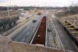 Utrudnienia na Krochmalnej w Lublinie. Fragment drogi trzeba rozebrać i wybudować od nowa. Zobacz zdjęcia