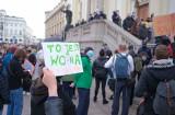 """Protesty kobiet w kościołach po orzeczeniu Trybunału Konstytucyjnego. """"Módlmy się o prawo do aborcji"""""""