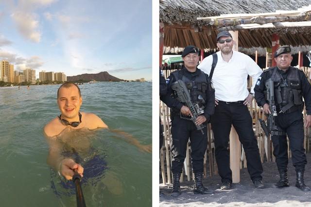 Maciej Masłowski (po lewej) kocha podróże i żeglowanie po jeziorze Solińskim. Grzegorz Braun (po prawej) to wielbiciel historii i reżyser, który bierze aktywny udział w procesie twórczym swoich filmów. Czego jeszcze dowiedzieliśmy się o prywatnym życiu kandydatów na prezydenta Rzeszowa?