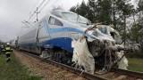 Pendolino uszkodzone w wypadku pod Ozimkiem do naprawy. PKP Intercity podpisało umowę z Alstomem
