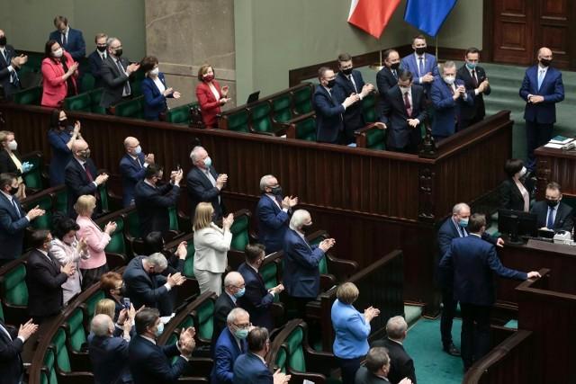 Sejm przyjął projekt Krajowego Planu Odbudowy