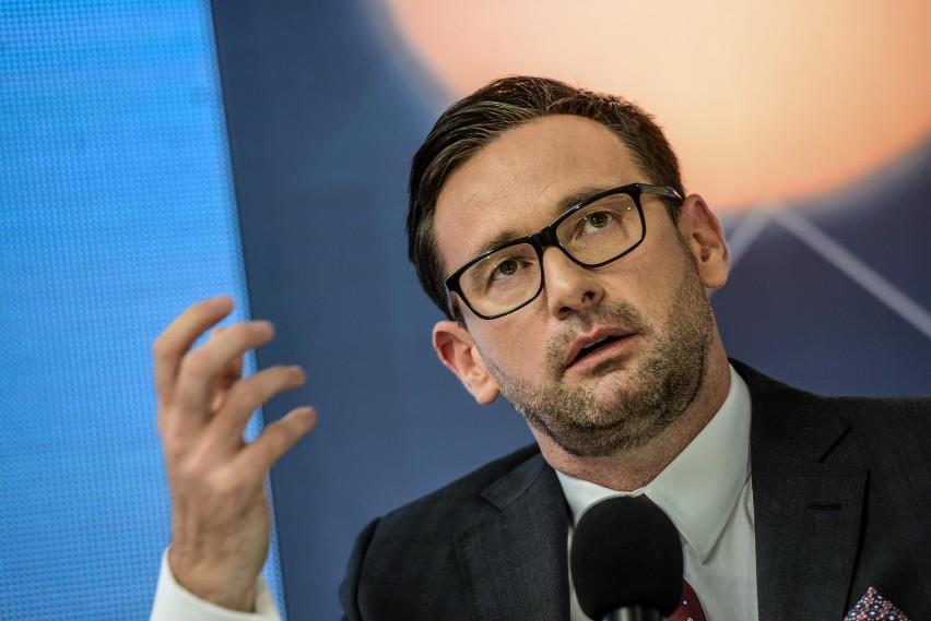 Daniel Obajtek o fuzji Orlenu, PGNiG i Lotosu: Tak dużych transakcji, koncentracji nie przeprowadza się za gotówkę