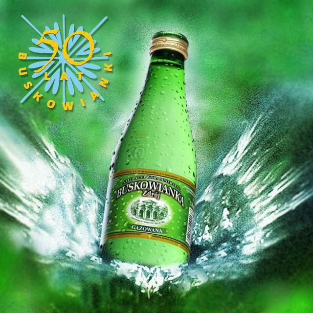 Nasze Dobre Świętokrzyskie 2012: Woda mineralna Buskowianka Zdrój Buskowianka to jedna z najlepiej rozpoznawalnych wód mineralnych w naszym regionie.