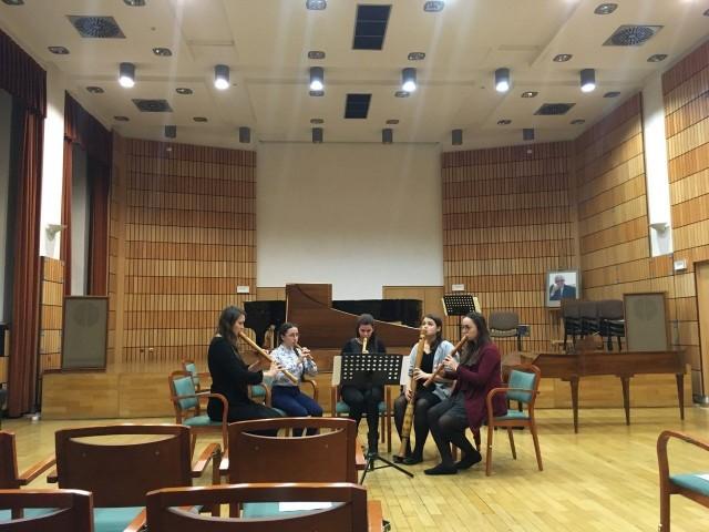 Cracow Recorder Consort zagra 21 marca o godz. 18 w Pałacu Potockich w Krakowie w ramach Dnia Muzyki Dawnej