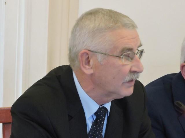 Stanisław Dylewski jest jedynym radnym miasta z KWW Kukiz '15