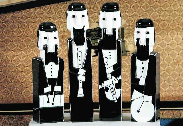 Ćmielowska manufaktura pokaże się na Expo w MediolanieZa kilka dni na wystawie Expo w Mediolanie podziwiać będzie można w polskim pawilonie Orkiestrę Żydowską Adama Spały.