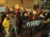 Kolejny protest kobiet w Łodzi! Tak było dzisiaj. ZDJĘCIA