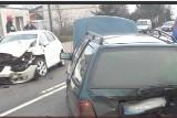 Wypadek we wsi Silno pod Chojnicami. Jedna osoba poszkodowana [zdjęcia]