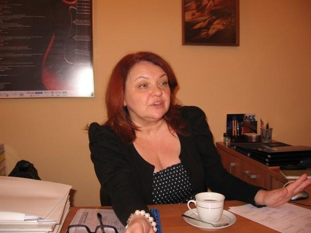 Na wieczór zaprasza Beata Drozdowska.