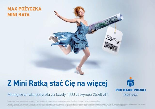 6,5 mln zł kary nałożył na banki UOKiKZdaniem Prezes UOKiK, prezentowane w reklamach PKO BP warunki udzielenia kredytu były nieczytelne dla przeciętnego konsumenta.
