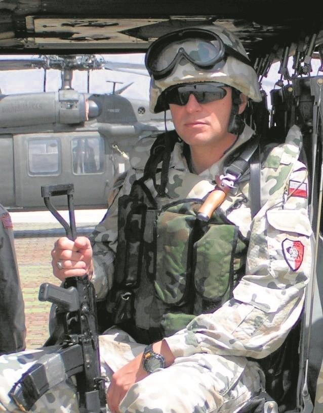 Pułkownik Krzysztof Klupa, Jalalabad