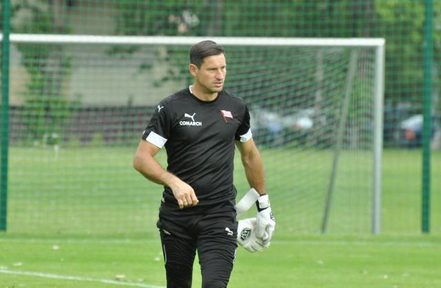 Marcin Cabaj będzie pracował z pierwsza drużyną