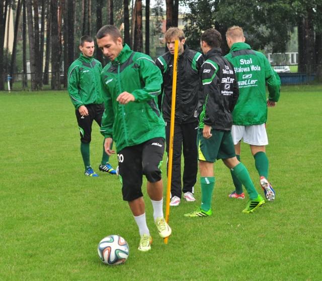 Piłkarze Stalówki są gotowi na mecz z Nadwiślanem Góra.
