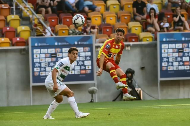 Na prawym wahadle w ekipie Żółto-Czerwonych zagra Tomas Prikryl