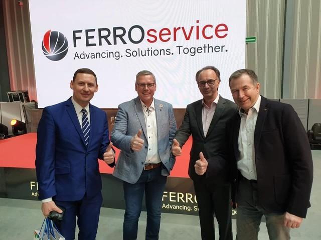 Na początku marca działalność zaczęła firma Ferro Service w Gubinie.