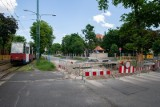 Ulica Gdańska w pobliżu Dwernickiego w Bydgoszczy wciąż nieprzejezdna. Kierowcy wściekli