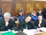 Łódź. Odroczony wyrok w sprawie groźnego gangu. Na koncie ma napady rabunkowe na kantory i biznesmenów