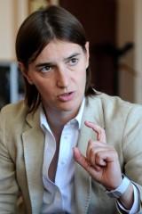 Lesbijka na czele serbskiego rządu? Ana Brnabić desygnowana na to stanowisko przez prezydenta