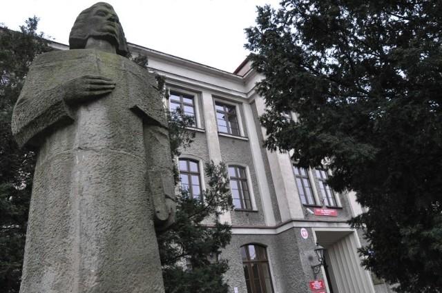 Do incydentu doszło 4 lutego w gimnazjum w Zespole Szkół Ogólnokształcących w Kluczborku.