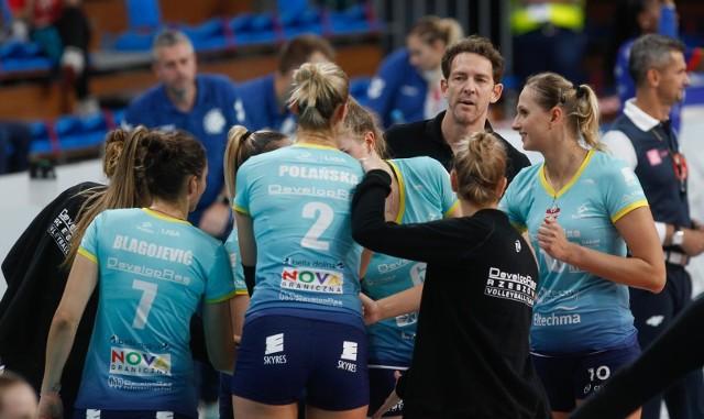 Developres Rzeszów czeka pierwszy mecz po blisko trzytygodniowej przerwie