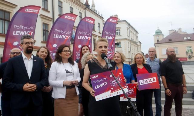Posłanki Lewicy odwiedziły Rzeszów.