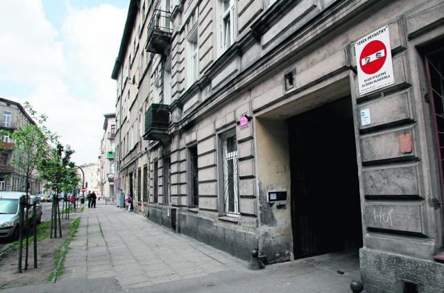 Studentka Politechniki Łódzkiej została zamordowana w kamienicy przy al. 1 Maja