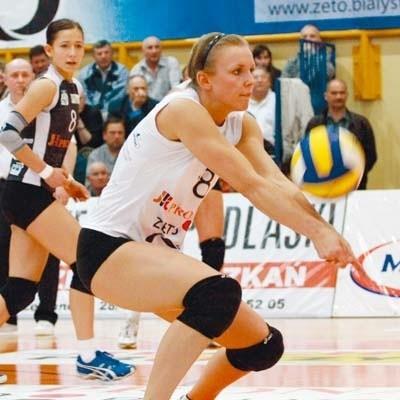 Do gry, po operacjach kolan, wróciła już przyjmująca AZS-u Białystok Katarzyna Walawender
