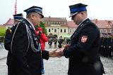 Powiatowy Dzień Strażaka w Myślenicach. Podziękowania za poświęcenie i za odwagę