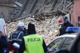 Rybnik. Zawaliła się kamienica Świerklaniec. W katastrofie budowlanej runął front XIX-wiecznego budynku