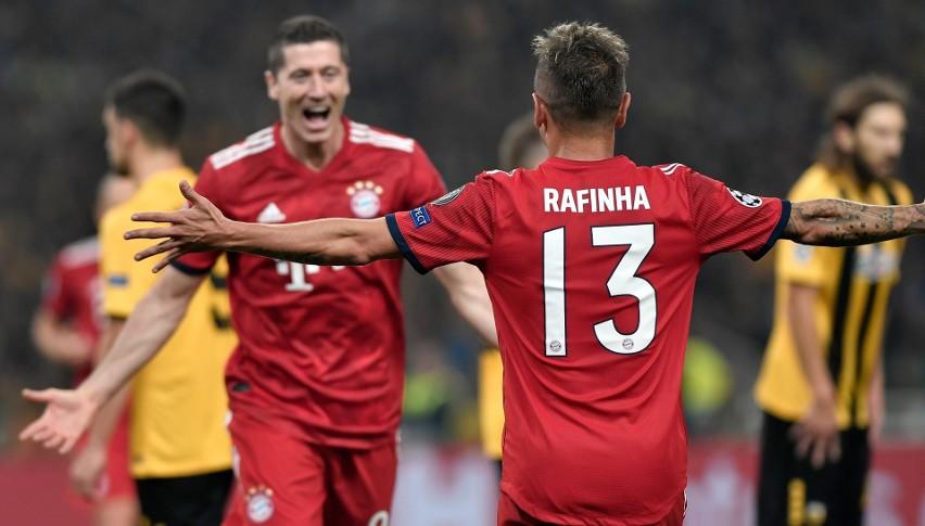 AEK Ateny - Bayern Monachium 0:2