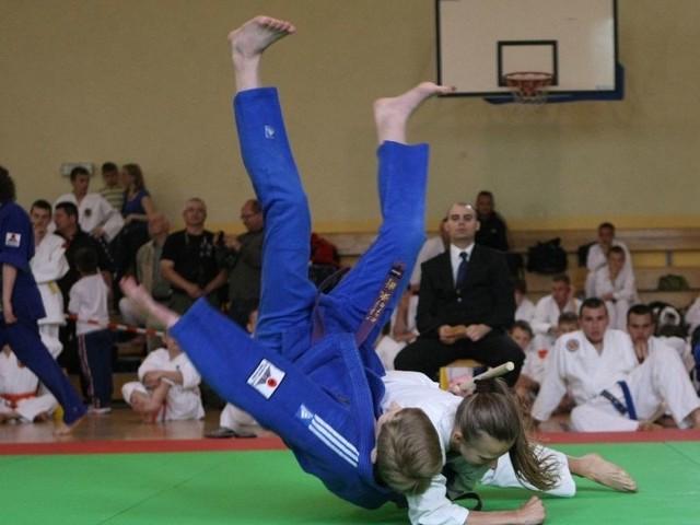 W zmaganiach wzięło udział 150 młodych zawodników.