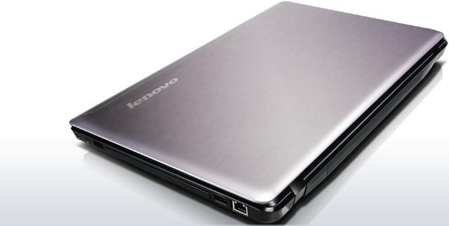 Lenovo IdeaPad z575Lenovo IdeaPad z575: wykonanie i ergonomia bez zarzutu