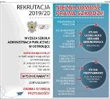 Wyższa Szkoła Administracji Publicznej w Ostrołęce zaprasza Kandydatów