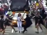 Na Polkę biegnącą z olimpijskim zniczem napadł 17-letni muzułmanin