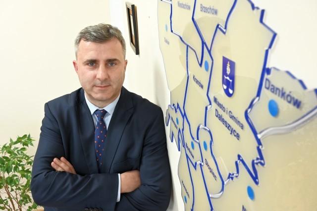 Dariusz Meresiński, włodarz Miasta i Gminy Daleszyce został Samorządowcem Roku 2019 w województwie świętokrzyskim.