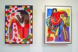 Tarnobrzeg. Niewykłe grafiki Basi Flores - wirtualna wystawa w Tarnobrzeskim Domu Kultury (FOTO)