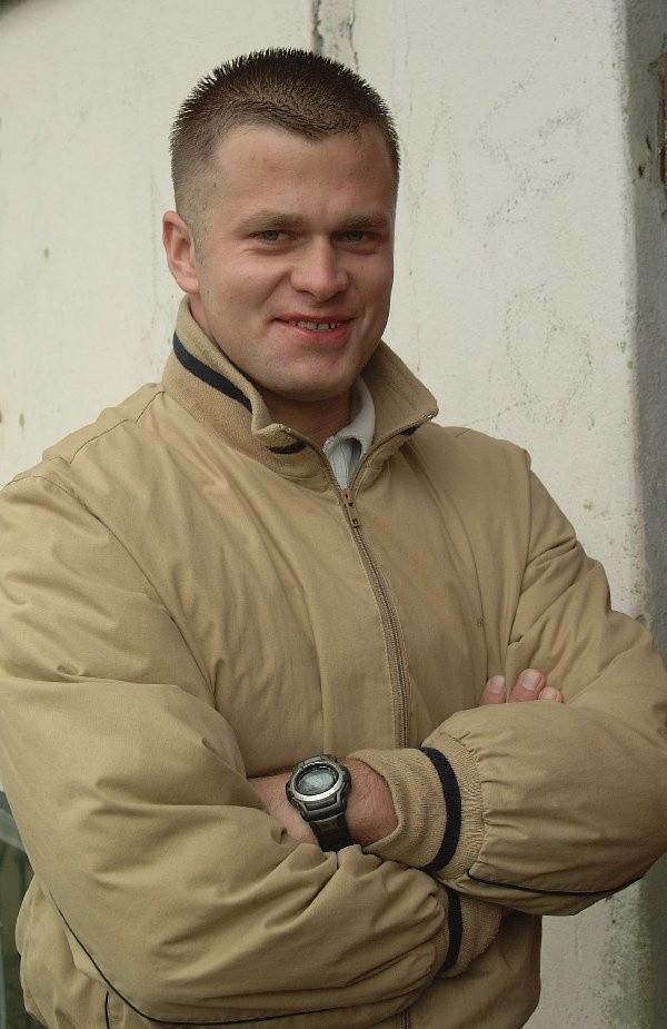 """- Nie wiedziałem czy dam radę - przyznaje  Marcin Jóźkiewicz, grudziądzanin, finalista  programu """"fear Factor - Nieustraszeni""""."""
