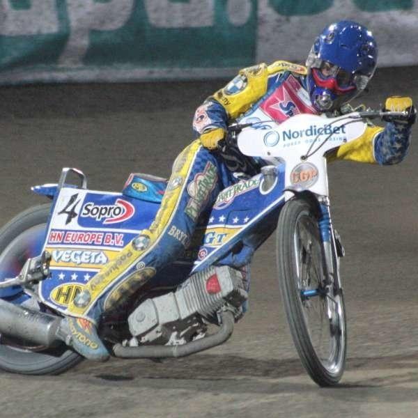 Tomasz Gollob liczy, że po siedmiu latach przerwy znów stanie na podium mistrzostw świata.