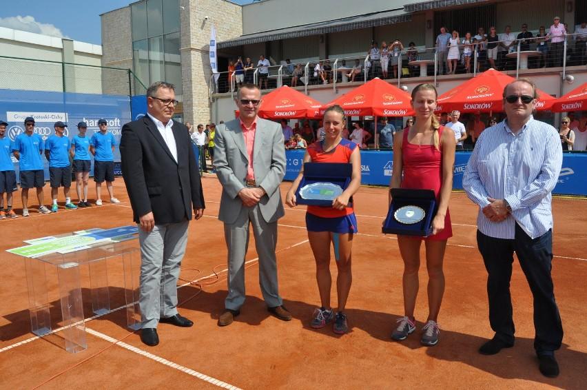 Powiat Poznański Open: Kucova wygrywa turniej w Sobocie